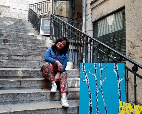 Céline Bonfils Peintre